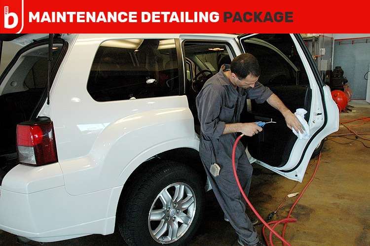 Maintenance Detailing Package
