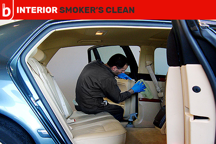 Smoker's Clean